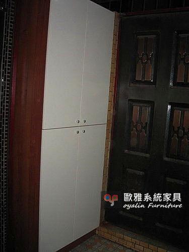【系統家具】自行設計電視矮櫃