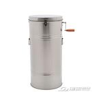 不銹鋼搖蜜機加厚304小型蜜蜂搖糖機打糖機搖蜂蜜桶中蜂養蜂工具YXS  潮流前線