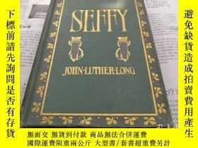 二手書博民逛書店罕見清代光緒1905年原版戲劇名著《SEFFY-A罕見Little Comedy of Country Manne