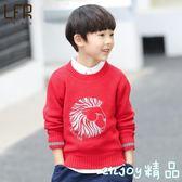 男童毛衣打底衫春秋裝針織衫上衣