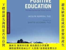 二手書博民逛書店【罕見】2015年出版 Positive Education: