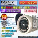 監視器 AHD 微奈米燈 HD 1080P AHD 高清類比 夜視更亮 夜視 防水 IP66 960H CVBS 高清類比 台灣安防