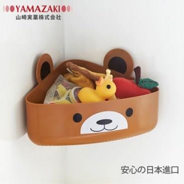 KID S玩具小物收納籃-熊