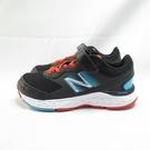 New Balance 復古鞋 中童鞋 寬楦 休閒鞋 魔鬼氈 公司貨 YA680BG6 黑藍紅【iSport愛運動】