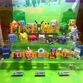 大探險皮卡丘拼裝積木迷你寵物小精靈卡通動漫玩具
