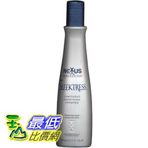 [104 美國直購] Nexxus Sleektress Shampoo - 13.5 oz NSTS13