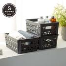 收納籃 收納 置物盒 收納盒 【G0062】美型簍空收納盒S(兩色) 韓國製 完美主義