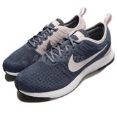 Nike 慢跑鞋 Dualtone Racer GS 藍 粉紅 透氣網料 輕量透氣 運動鞋 女鞋 大童鞋【PUMP306】 917649-004