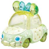 迪士尼夢幻珠寶小汽車 粉鑽蝴蝶結小車 小精靈_DS59556