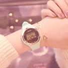 流行女錶 高考考試用手錶女學生韓版簡約潮流ulzzang原宿夜光數字電子錶 店慶降價