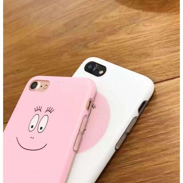 iPhone手機殼 韓國3CE泡泡先生聯名 磨砂軟殼 蘋果iPhone7/iPhone6手機殼