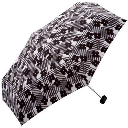 W.P.C 日本知名品牌 晴雨兩用 花花格紋折傘 抗UV 抗紫外線 該該貝比日本精品 ☆