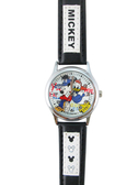 【卡漫城】 Mickey 手錶 黑 ㊣版 迪士尼 兒童錶 卡通錶 米奇 唐老鴨 Donald 米老鼠 女錶