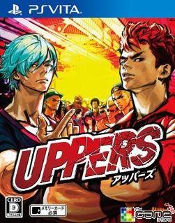 PSV-UPPERS 中文版 新品 PLAY-小無電玩