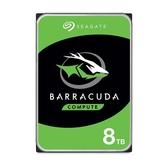 Seagate新梭魚BarraCuda 8TB 3.5吋 5400轉桌上型硬碟 (ST8000DM004)
