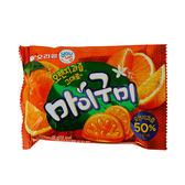 YOUUS 橘子軟糖 66g ◆86小舖 ◆
