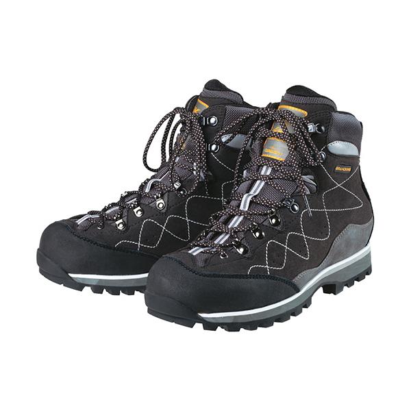 [Caravan] 男 GK83_02 登山健行鞋 木炭灰 (011832-103)