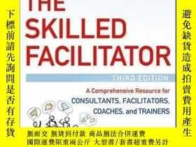 二手書博民逛書店The罕見Skilled Facilitator: A Comprehensive Resource for Co
