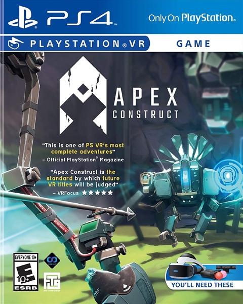 PS4 Apex Construct(美版代購)