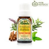 《Herbox 荷柏園》草本新鮮 Tonic Fresh 10ml【複方精華 薰香 香氛系列】
