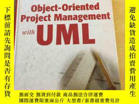 二手書博民逛書店Object-Oriented罕見Project Managem