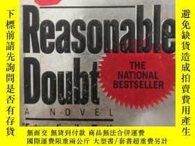 二手書博民逛書店合理懷疑罕見reasonable doubt(英文原版小說) B