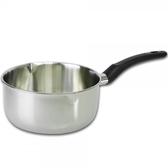 鍋寶 不鏽鋼雪平鍋-單柄 22CM  HT-0220