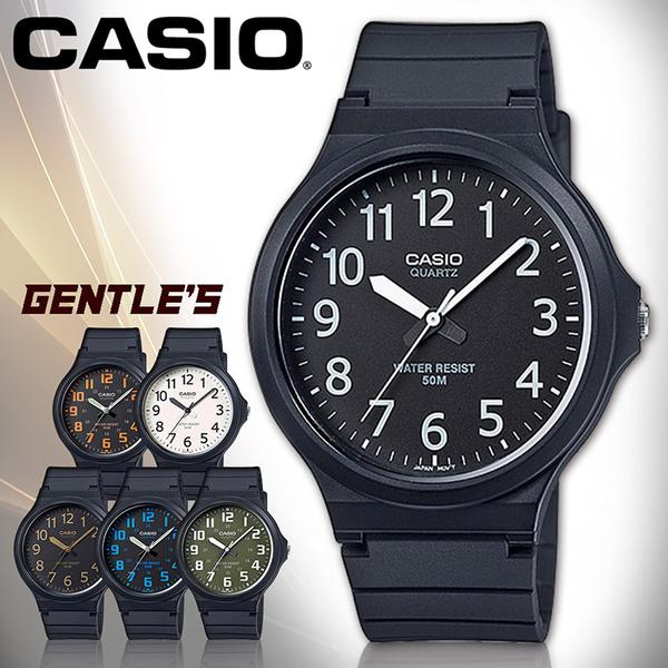 CASIO 卡西歐 手錶 專賣店 MW-240-1B VDF 男錶 指針錶 樹脂錶帶 防水