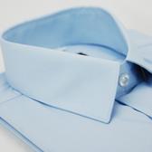 【金‧安德森】水藍色短袖襯衫