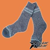 【PolarStar】羊毛保暖雪襪『深藍』P19609 露營.戶外.登山.羊毛襪.保暖襪.彈性襪.休閒襪.長筒襪.襪子