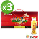 【華陀扶元堂】蟲草全蔘飲3盒(6瓶/盒)