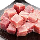 巧活食品  能量豬-雪花骰子肉