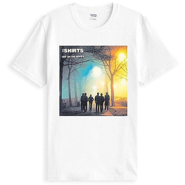 【Dirty Sweet】The Shirts-out 短袖T恤-白色 Lomo 搖滾 相片 設計 照片 藝術