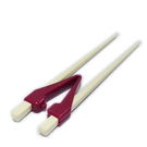 【DX228】童寶寶訓練筷子k9571兒 防滑學習筷餐具 幼兒學習拿筷子 台灣製造(1套2雙入) EZGO商城