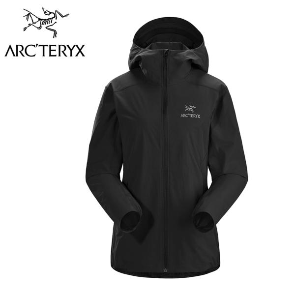 Arc'teryx 始祖鳥 GAMMA SL Jacket 保暖連帽外套 女款 黑色 #25135