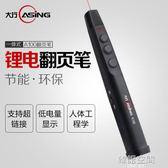 A100鐳射投影筆ppt翻頁筆演示筆 課件遙控筆電子筆教鞭翻頁器 韓語空間