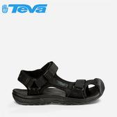 丹大戶外【TEVA】美國 女款 HURRICANE TOE PRO 護趾水陸機能運動款涼鞋 1000357 BBLC 黑色