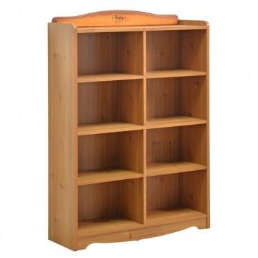 新愛丁堡八格書櫃 採E1板材