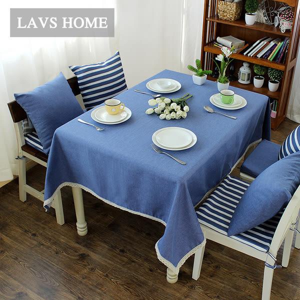 時尚可愛空間餐桌布 茶几布 隔熱墊 鍋墊 杯墊 餐桌巾329  (110*160cm)