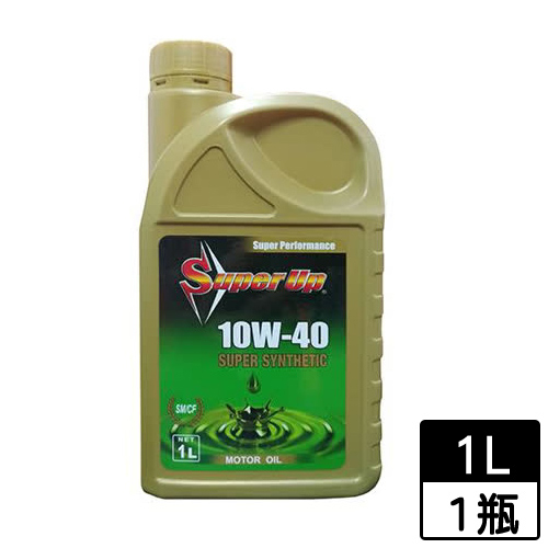 超動力SUPER UP合成機油1L (10W40)【愛買】