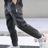 兒童棉褲 男童刷毛褲子2020新款秋冬裝秋冬款季大童裝兒童棉褲加厚燈芯絨潮 4色100-160