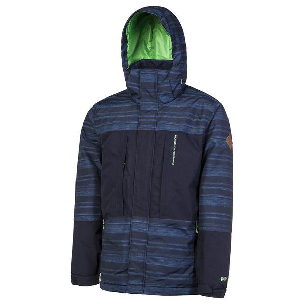 PROTEST 男 機能防水保暖外套 (汽油藍) FIREHEAD SNOWJACKET