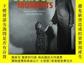 二手書博民逛書店英文原版書罕見Curious Moments: Archive