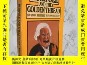 二手書博民逛書店Rumpole罕見and the Golden Thread b