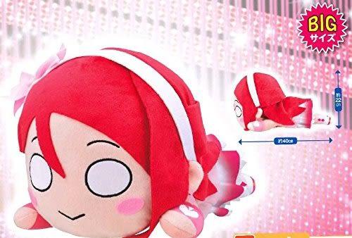 【小福部屋】日空版 SEGA 景品 Love Live! 櫻內梨子 趴姿娃娃 因為喜歡所以沒問題Ver