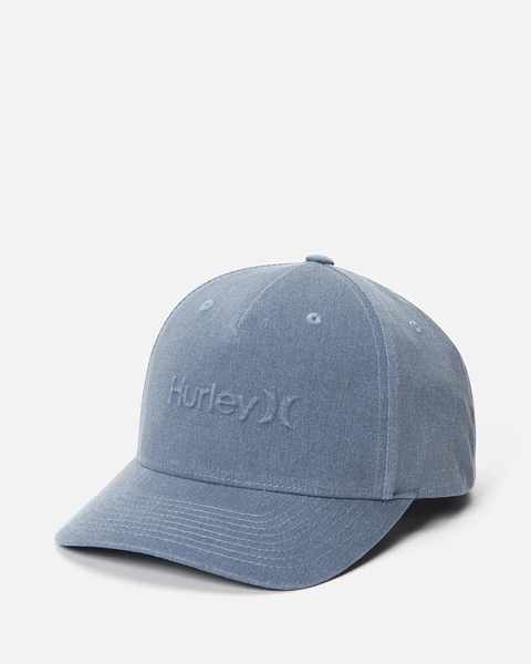 HURLEY|配件 M BOSSED HAT BLACK 棒球帽-(藍)