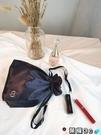 化妝包 肌膚之鑰化妝袋 CPB化妝包簡約旅游出行用品收納袋氣質大容量便捷 榮耀上新