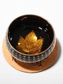 心經杯木葉盞功夫茶具建盞茶杯陶瓷茶盞茶碗主人杯單杯品茗杯定制
