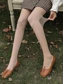 快速出貨 光腿裸感神器女超自然膚色連褲襪春秋冬季加絨加厚肉色打底襪踩腳
