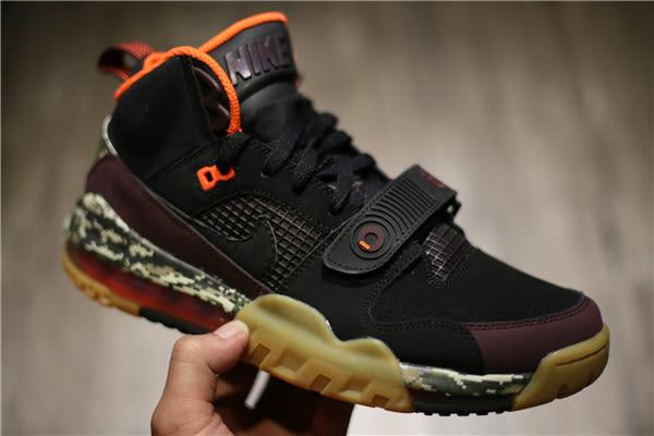 NIKE 國外購回 Nike Air Max Bo Jax Premium 迷彩 訓練鞋 男生 (布魯克林) 654479-001
